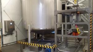 voor VD Processtechniek bij Brenntag in Moerdijk