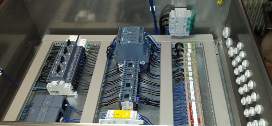 Control-cabinet-acid-mixer-28m³