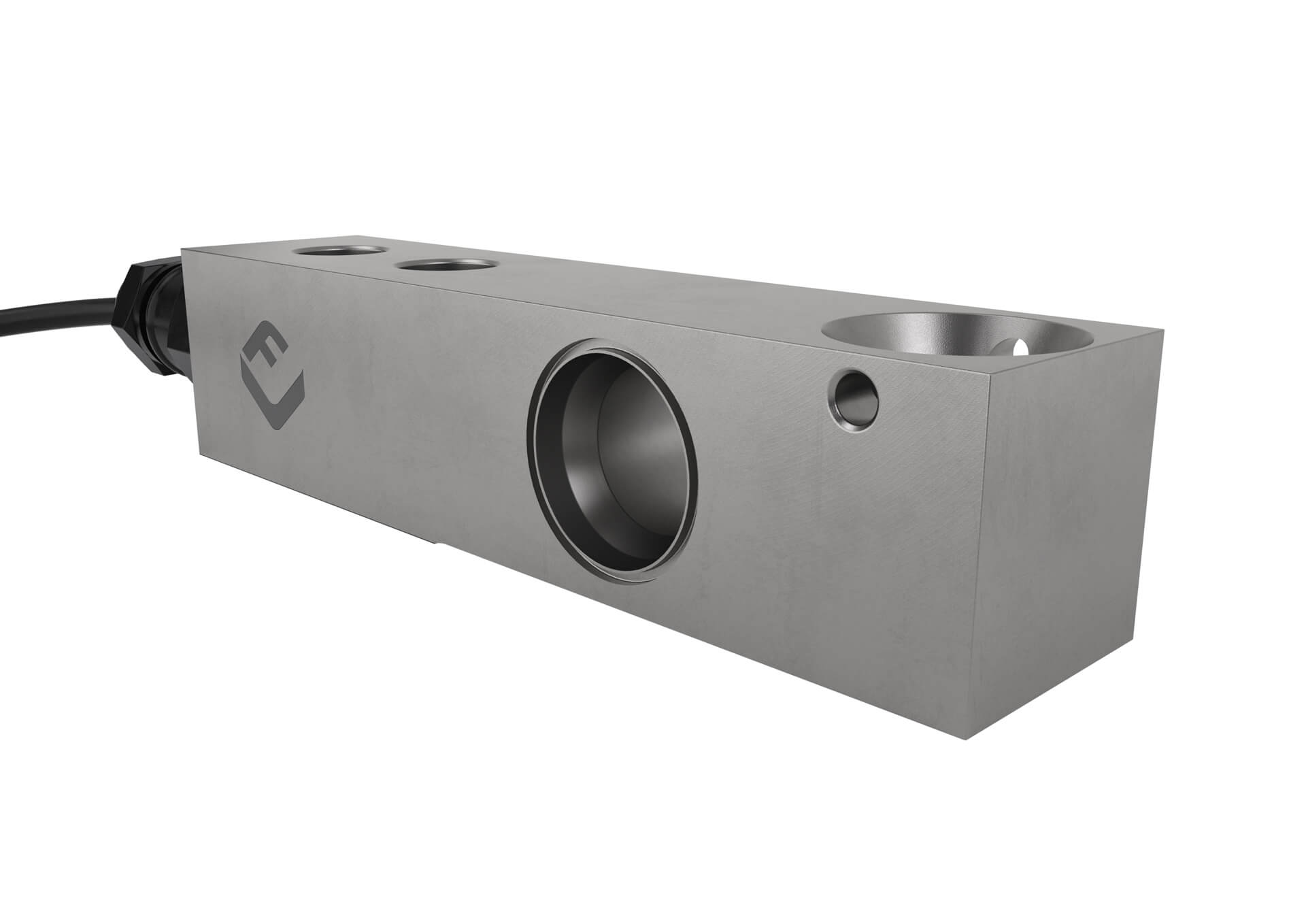 SB14 beam type load cell (500lb - 10klb) Image