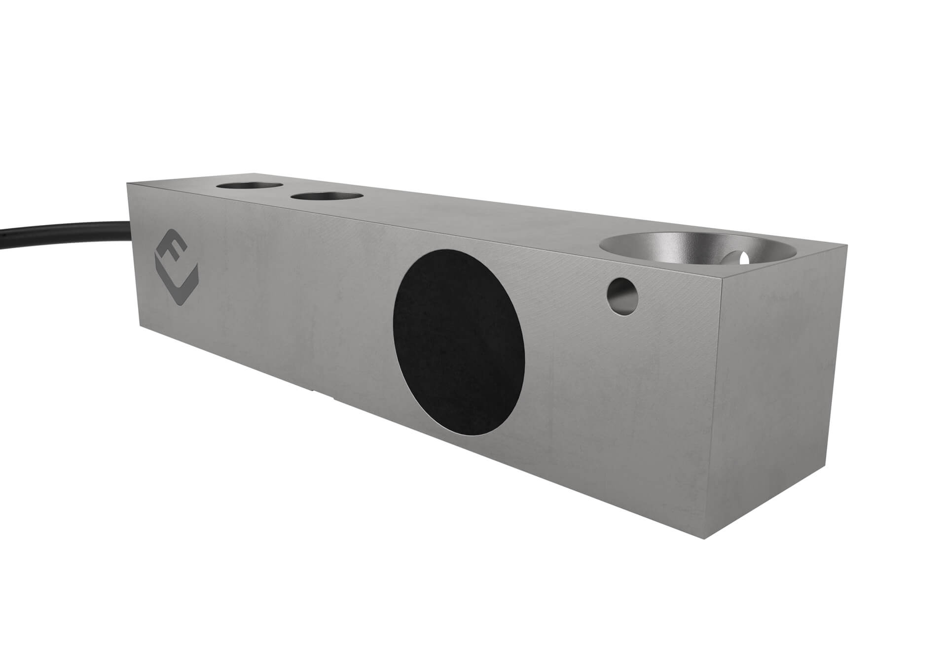 SLB beam type load cell (200lb - 5klb) Image