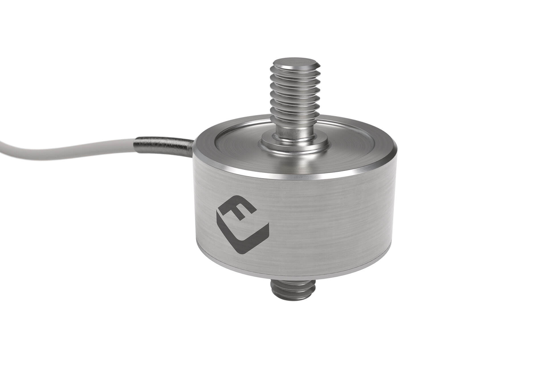 Y1 in-line threaded force sensor (200 - 5000N) Image