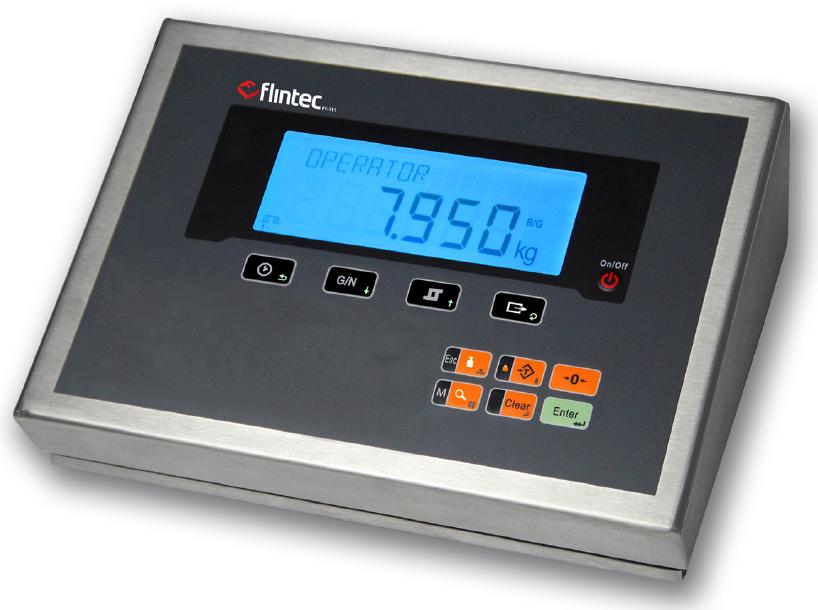 FT-111 gewichtsindicator Image