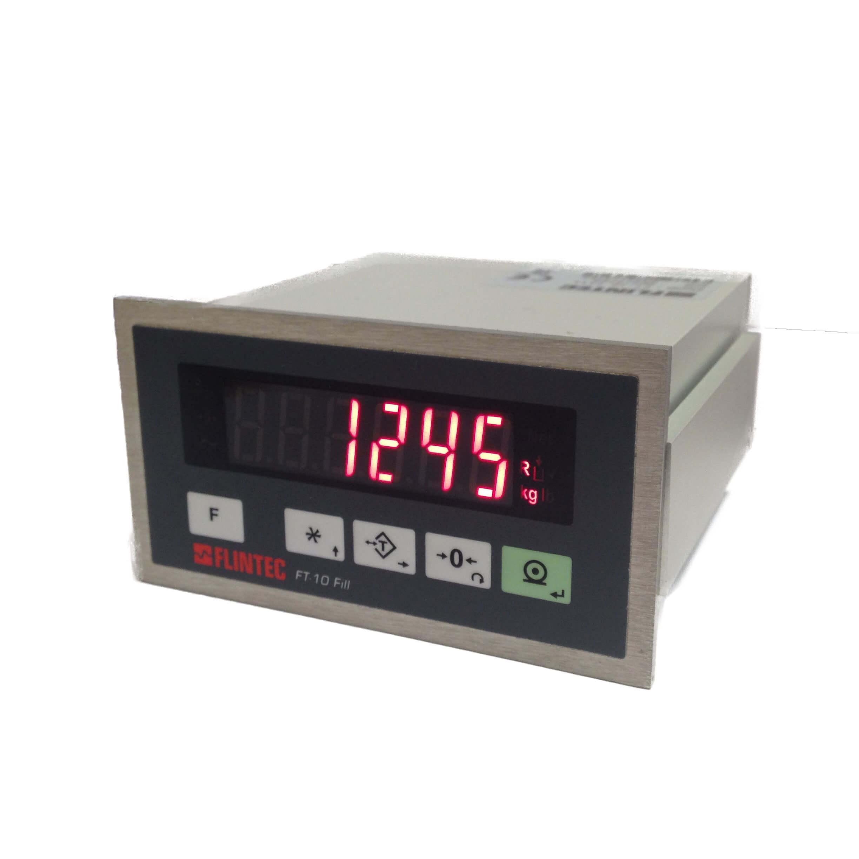FT-10 fill gewichtsindicator (voor afvullen en doseren) Image