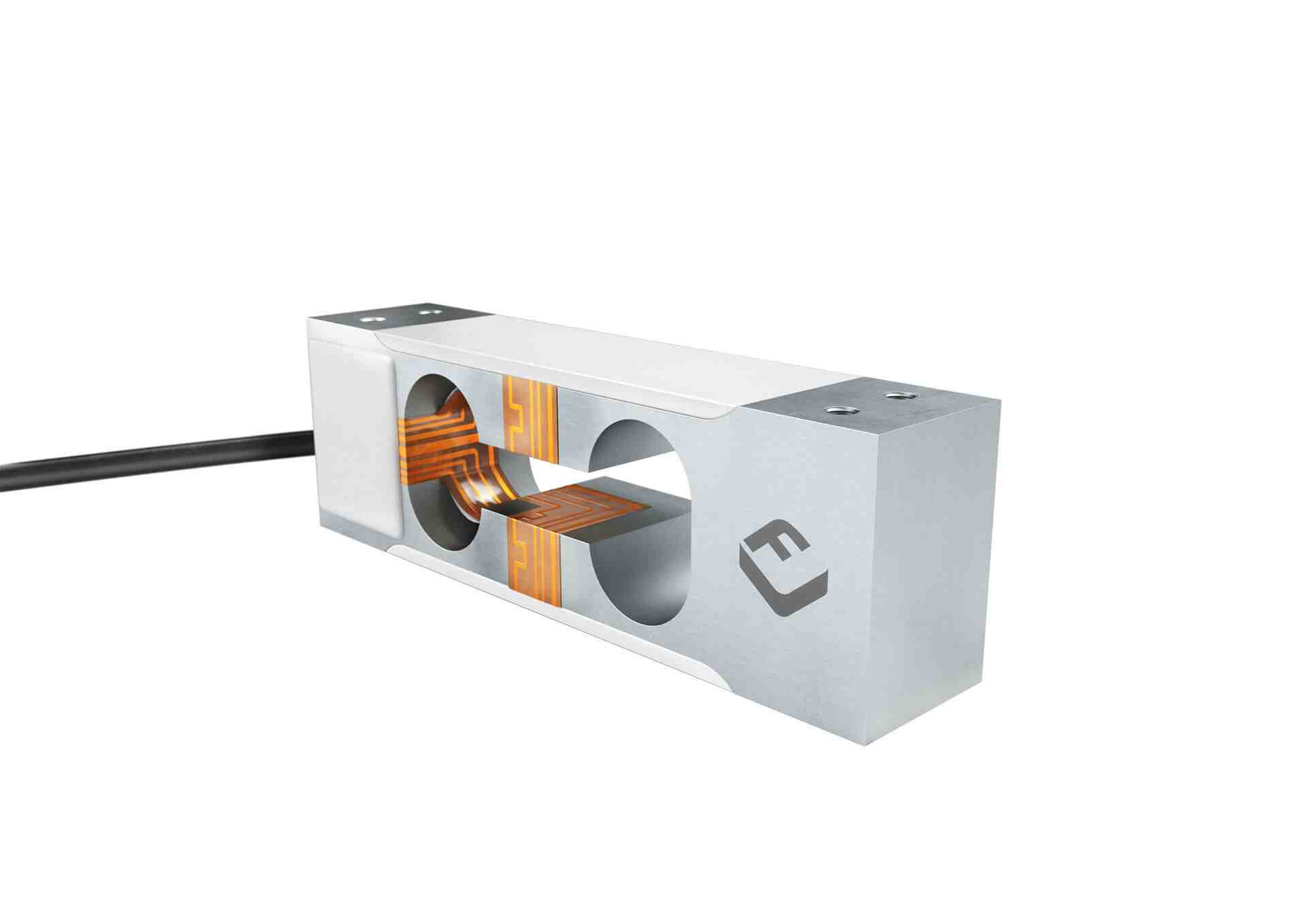 PA2 Miniature Single Point Load Cell (1000 - 5000g) Image